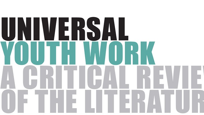 Click here to read the latest youth work research in Scotland.