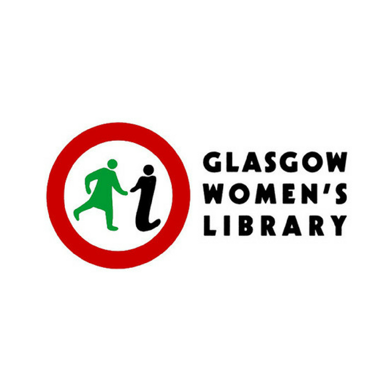 Logo for the Glasgow Women's Library