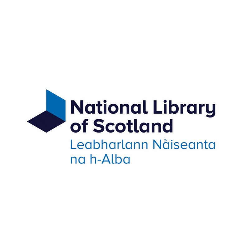 Logo for the National Library of Scotland